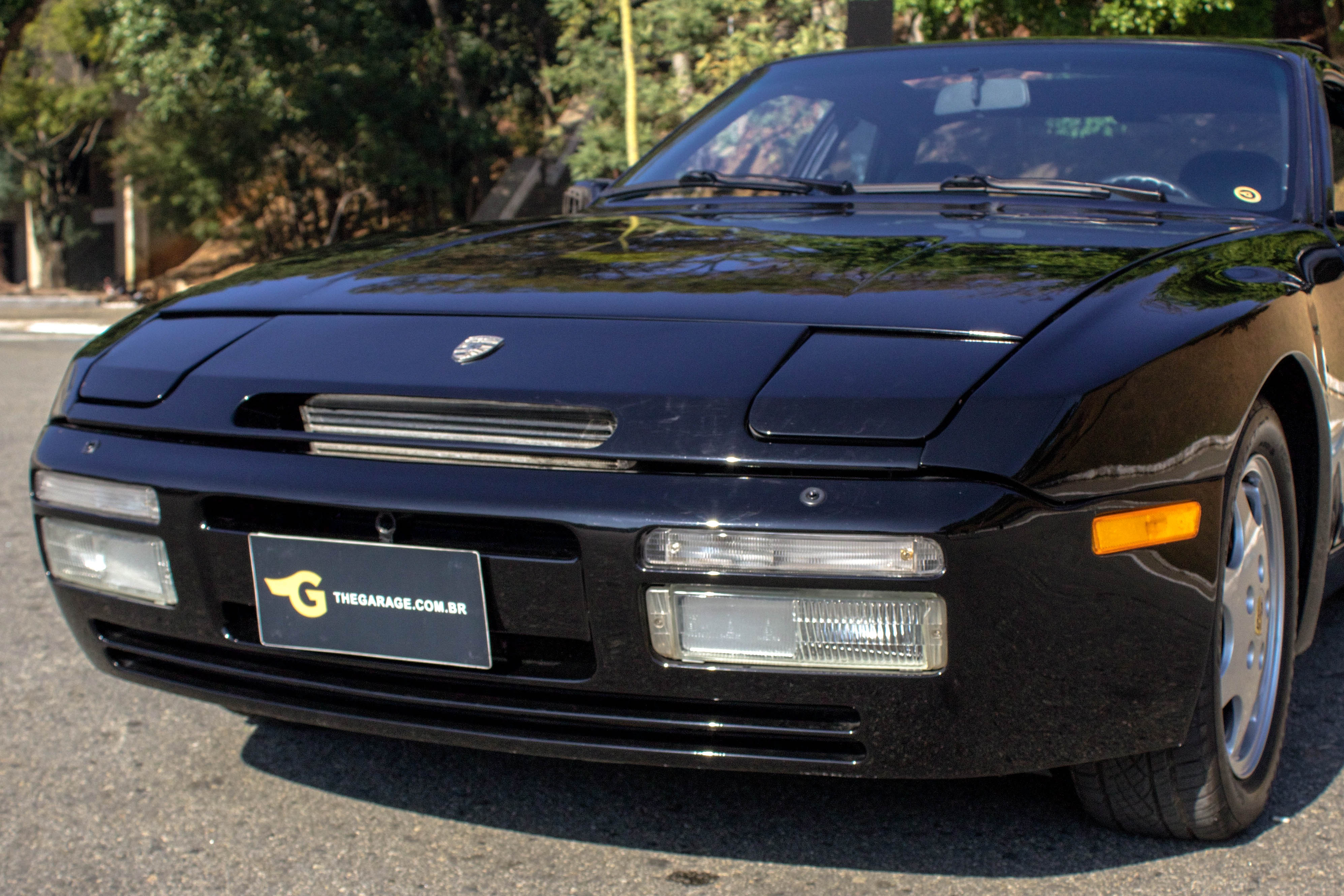 1986 Porsche 944 Turbo The Garage