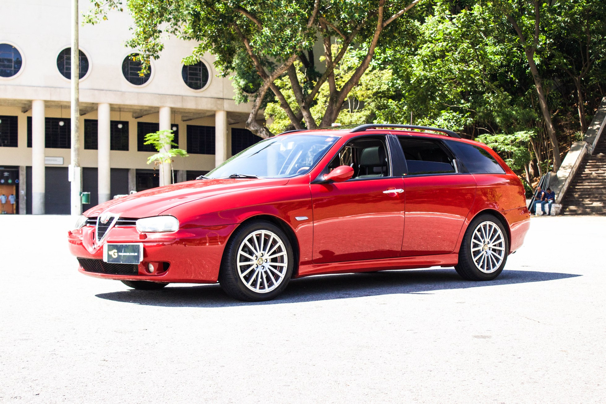 2001 Alfa Romeo 156 Sportwagon 2 0 Twin Spark The Garage