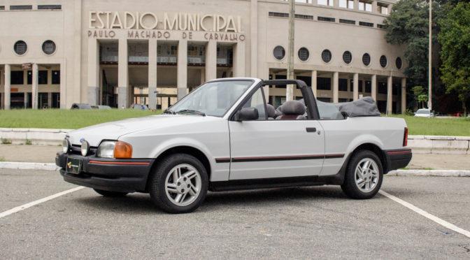 1988 Ford Escort XR3 Conversivel