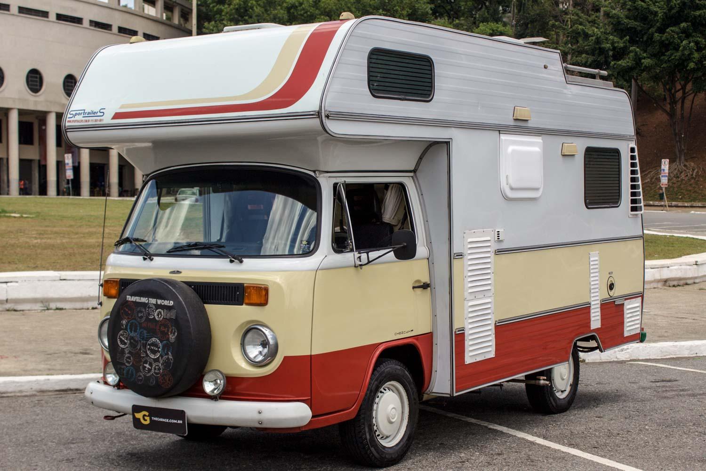 1984 VW Kombi Safari
