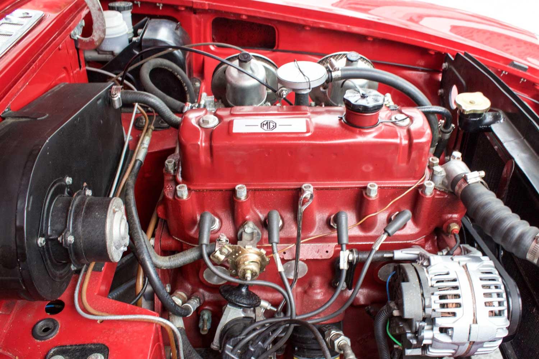 1966 Mg Roadster The Garage