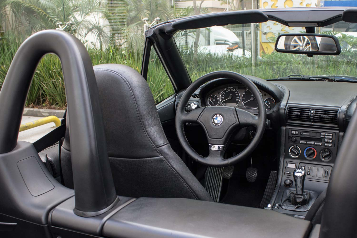 1997 Bmw Z3 2 8i Roadster The Garage