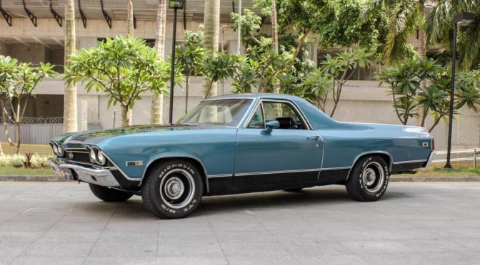 1969 Chevrolet El-Camino SS1969 Chevrolet El-Camino SS969 Chevrolet El-Camino SS