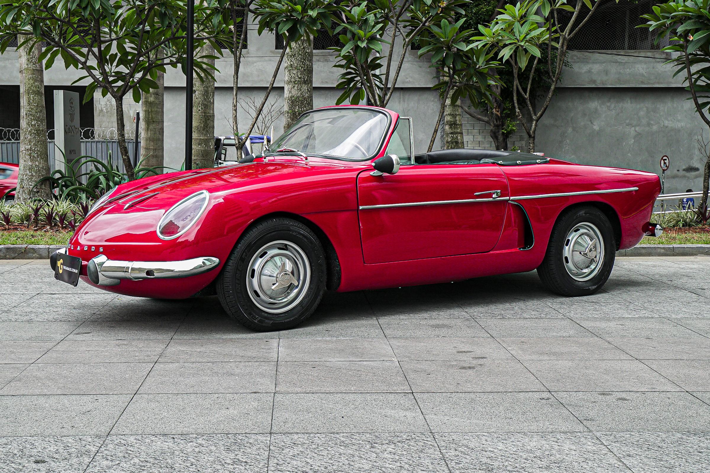 1963 Willys Interlagos Conversível - The Garage