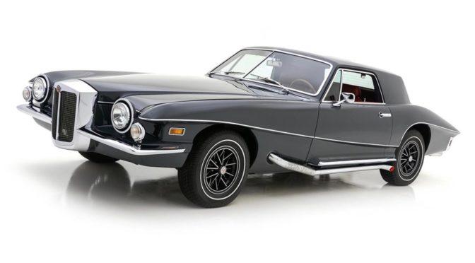 Notícias sobre carros antigos: Slutz Blackhawk