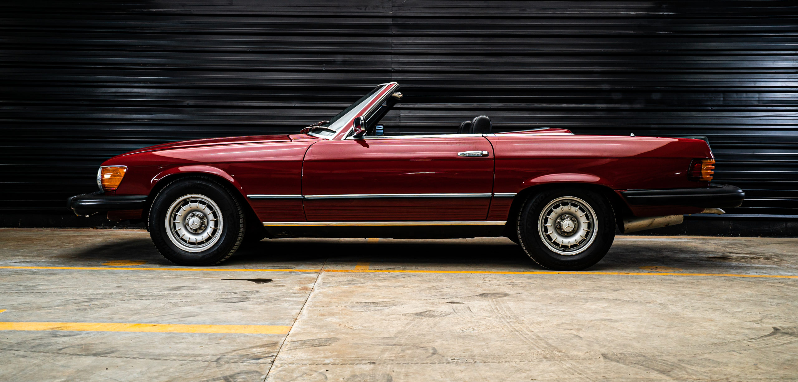 1976 Mercedes Benz 450SL