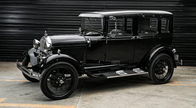 1929 For Modelo A