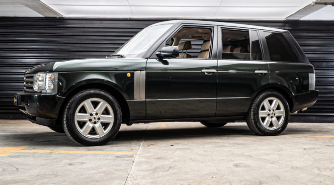 2002 Land Rover Range Rover