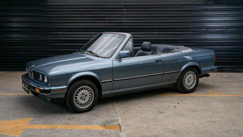 1989 BMW 325i E30 conversível