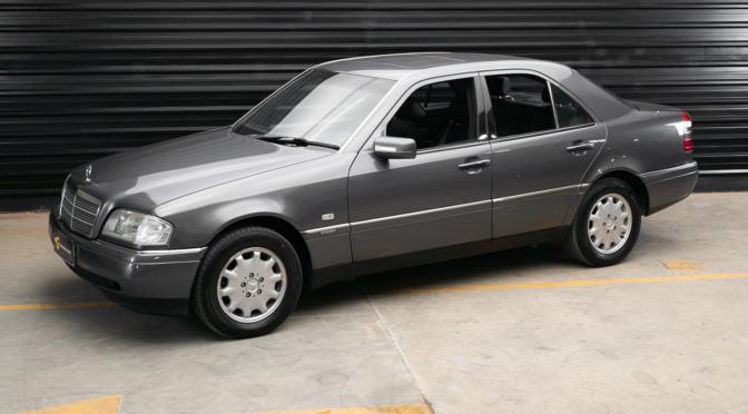 1996 Mercedes Benz C280 Elegance W202