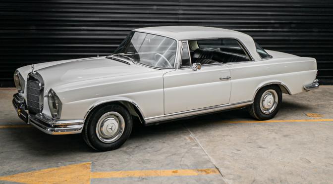 1966 Mercedes Benz 250 SE Coupé (Charuto)