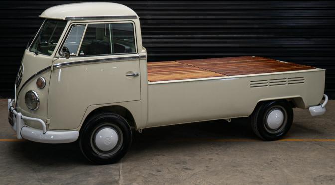 1975 VW Kombi Pick-up Cabrita