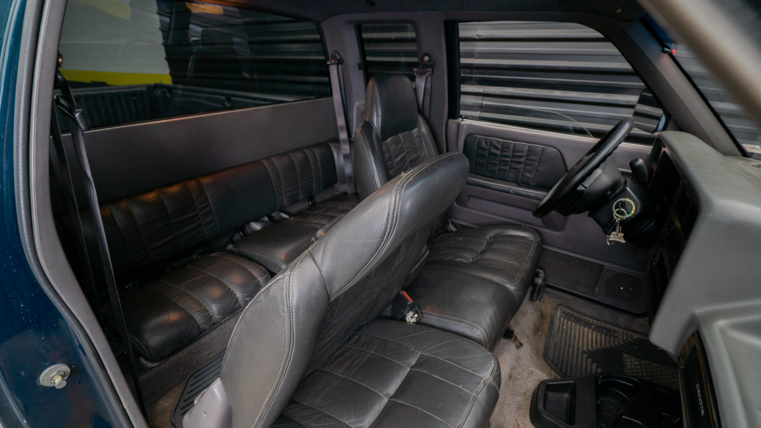 1995 Dodge Dakota Slt V8 Magnum The Garage