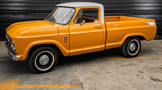 Pick-Up Chevrolet C10 1975