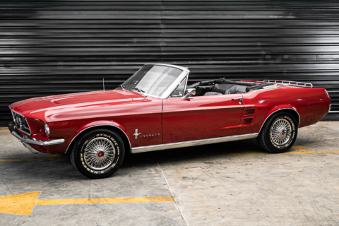 1967 Ford Mustang Conversivel