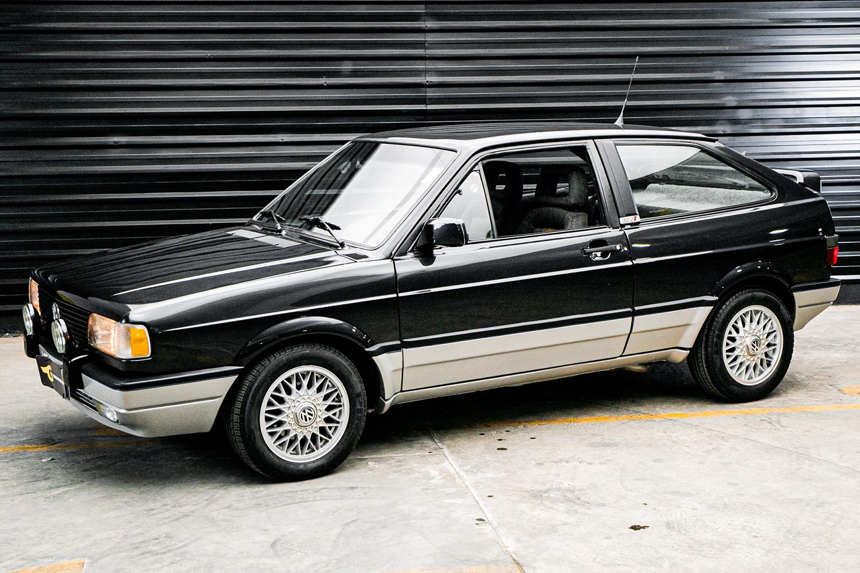 1992 Volksvagen Gol GTI 2.0