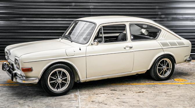 1971 Volksvagen TL 1600