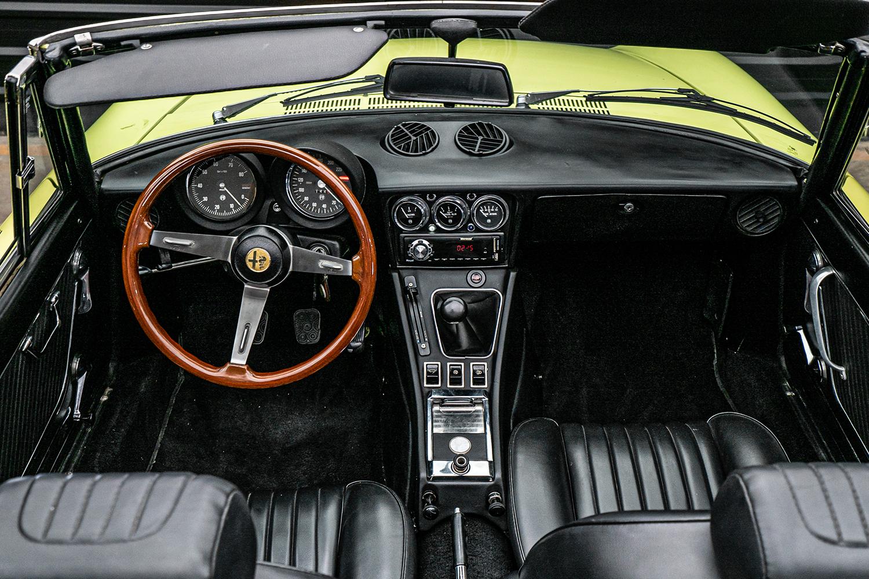 1974 Alfa Romeo Spider 2000 The Garage