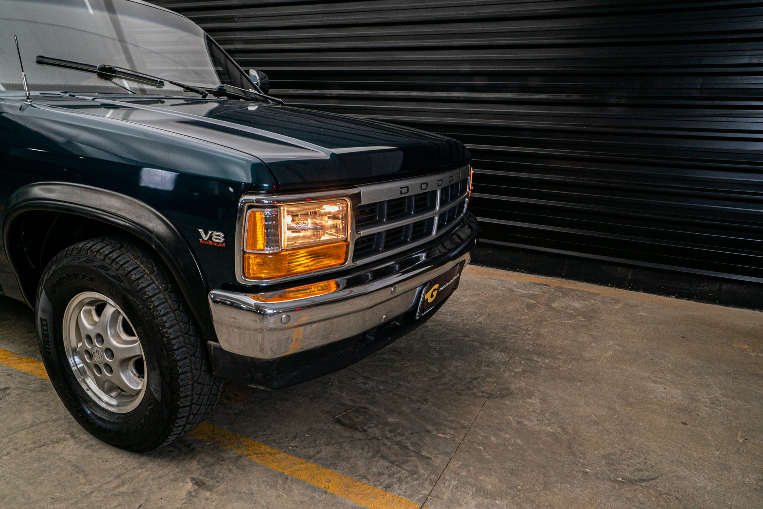 1995 Dodge Dakota Slt V8 Magnum The Garage