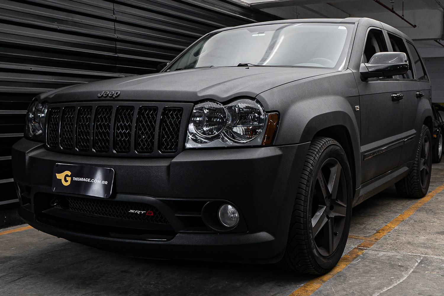 2006 Jeep Grand Cherokee Srt8 The Garage