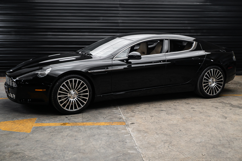 2011 Aston Martin Rapide V12