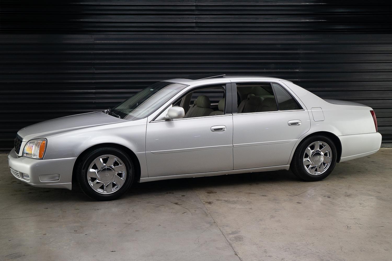 2008 Cadillac DTS Northstar