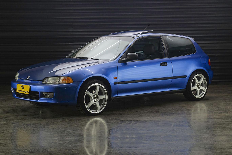 1993-Civic-Hatchback-LSI-a-venda-sao-paulo-sp-for-sale-the-garage-classicos-a-melhor-loja-de-carros-antigos-acervo-de-carros-1