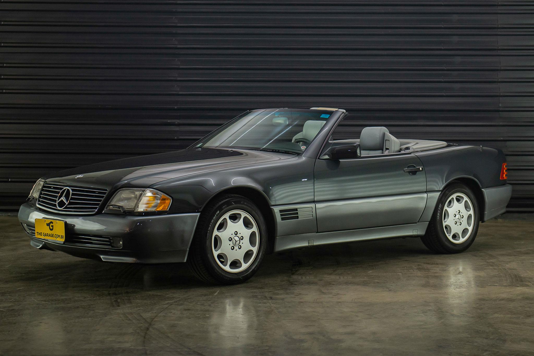 1995-Mercedes-Benz-Sl500-a-venda-sao-paulo-sp-for-sale-the-garage-classicos-a-melhor-loja-de-carros-antigos-acervo-de-carros--6